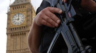 UK Terrorism Threat Raised To 'Severe'