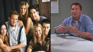 'Friends' Cut A Joke About Bombs At Airports After 9/11