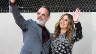 Tom Hanks Shares Pictures Of Donated Plasma To Help Fight Coronavirus