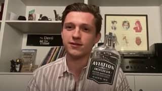 Tom Holland Was Quitting Quarantine Drinking Until Ryan Reynolds Sent Loads Of Gin