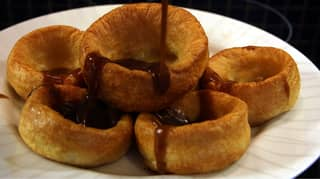 Pigs In Blankets In Yorkshire Puddings Are Officially A Thing