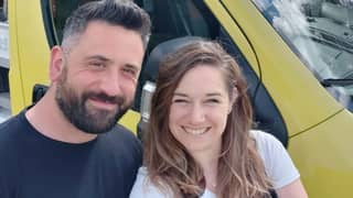 A Couple Have Converted An Old Ambulance Into A Motorhome