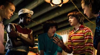 ​Stranger Things Voted The Best Netflix Series