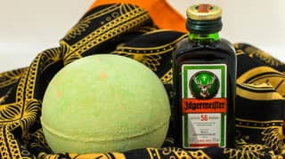 Jägermeister Is Selling Limited Edition Jäger Bath Bombs
