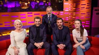 Graham Norton: Helen Mirren, Liam Neeson And Jamie Dornan Will Guest On Tonight's Show