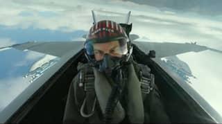 Top Gun: Maverick Producers Share Incredible CGI-Free Behind The Scenes Clip