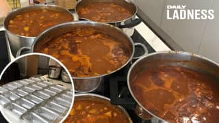 Man Surprises 80 Neighbours With Friday Night Curry Delivered To Their Doorsteps
