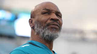 Mike Tyson Breaks Down In Tears Reflecting On How He's Changed