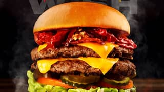 Burger Sold In Australia Is So Hot That Customers Have To Sign A Waiver Before Ordering
