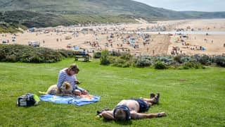UK To Be Hotter Than Ibiza This Weekend Amid Late Summer Heatwave