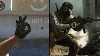 ​'Okay' Hand Gesture Removed From Call Of Duty: Modern Warfare And Warzone