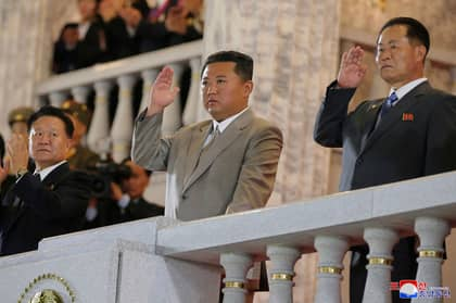 Kim Jong-Un's New Appearance In Parade Leaves Expert Shocked