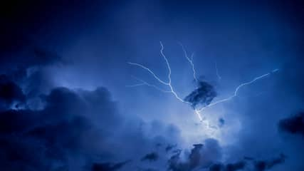 TikTok Shows Lightning So Rare We Don't Know How It's Formed