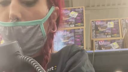 Walmart Employee Quits In Scathing Rant Over Store's Loudspeaker