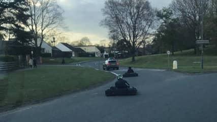 Police Warn 'Real Life Mario Kart' Is 'No Laughing Matter'