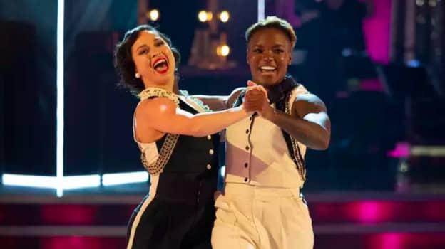 Nicola Adams And Katya Jones Perform First Ever Same Sex Dance On Strictly Come Dancing