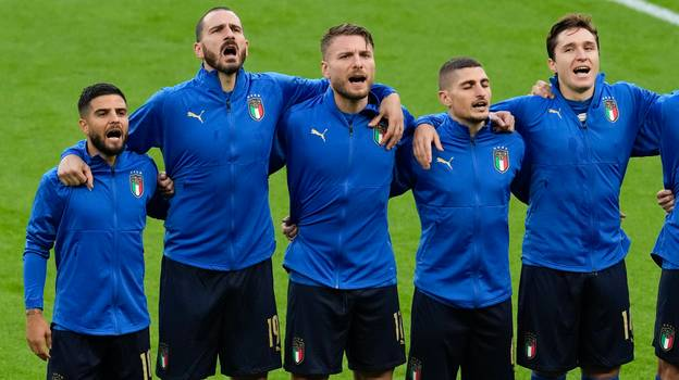 Gary Lineker Urges England Fans Not To Boo Italy's National Anthem