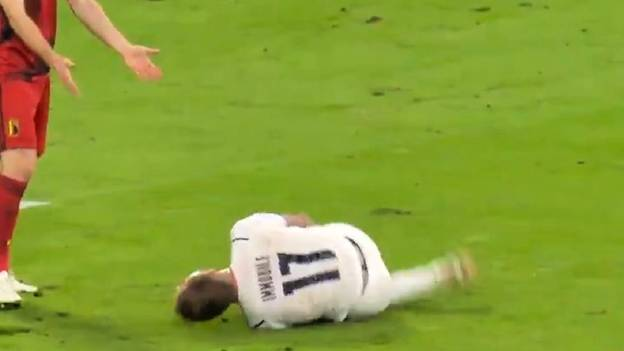 Italy's Ciro Immobile Mocked After Making Miraculous Recovery To Celebrate Goal