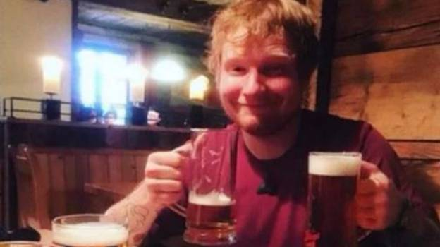 Ed Sheeran Reveals One Of His Biggest Dreams And It's A Good Shout