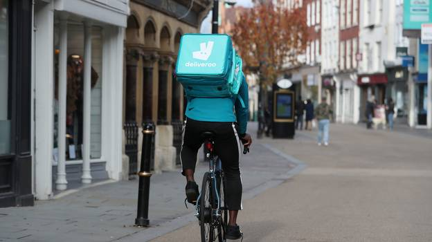 Deliveroo's April Fool's Joke Backfires After Customers Sent £400 Bill Email