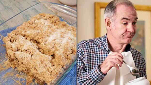 Friday Night Dinner Fans Had Crimble Crumble Last Night In Honour Of Paul Ritter