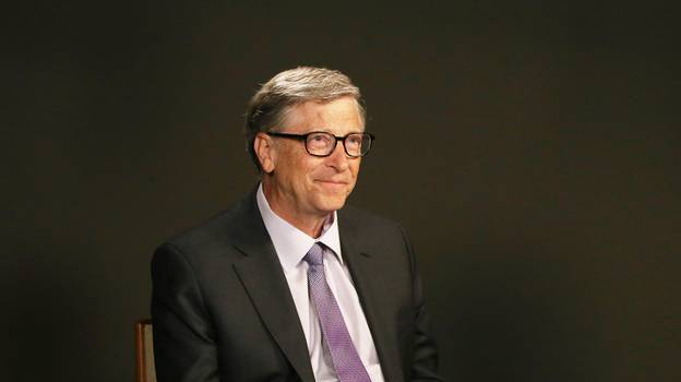 Bill Gates Spends $7,000,000 Each Year To Offset His Carbon Footprint