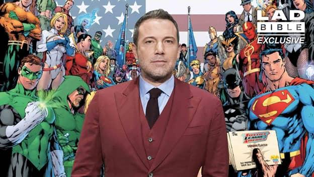 Ben Affleck Still Wants To Direct A DC Superhero Movie After Quitting Batman