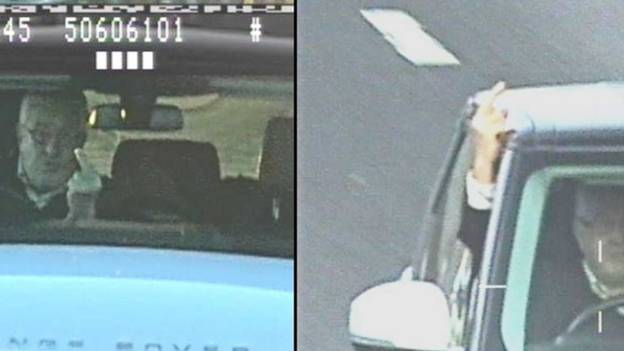 Man Jailed After Giving Speed Camera The Finger From Range Rover