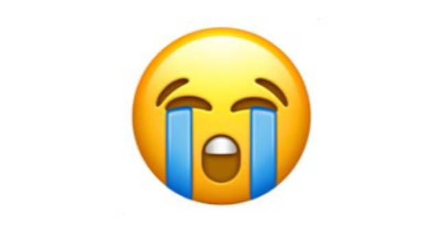 Loudly Crying Emoji Becomes The Most Used For The First Time Ever