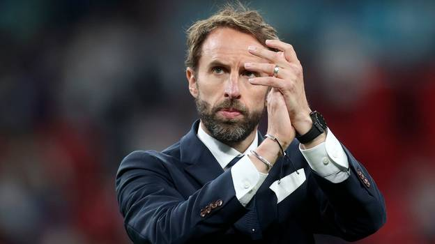 Gareth Southgate Slams 'Unforgivable' Racist Abuse Of England Players