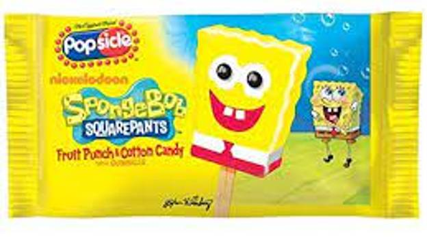 Four-Year-Old Boy Buys £1,800 Worth Of SpongeBob SquarePants Popsicles On Amazon