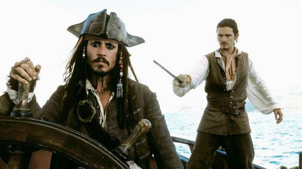 Johnny Depp Says He's Happy Just To Reprise Captain Jack Role At Kids' Parties 'At This Point'