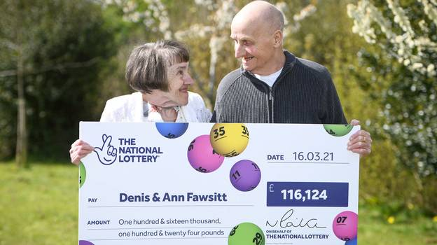 Granddad Scoops £116,000 Euromillions Win After Forgetting His Glasses