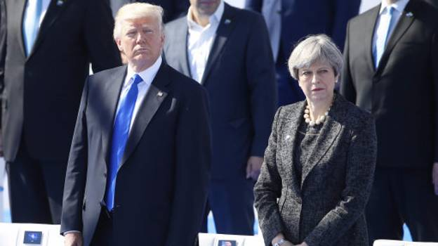 Trump's Visit To UK Will Go Ahead Despite Protests, Say White House