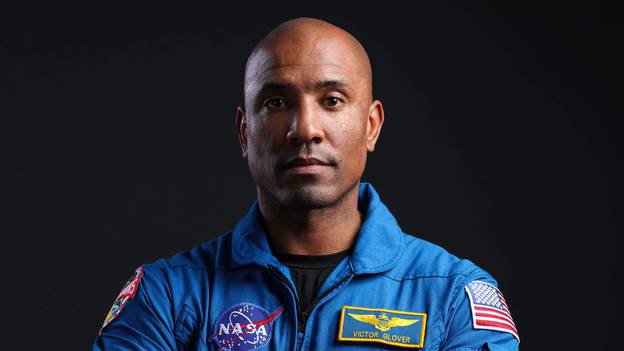 NASA's Victor Glover Becomes First Black Astronaut To Call ISS Home