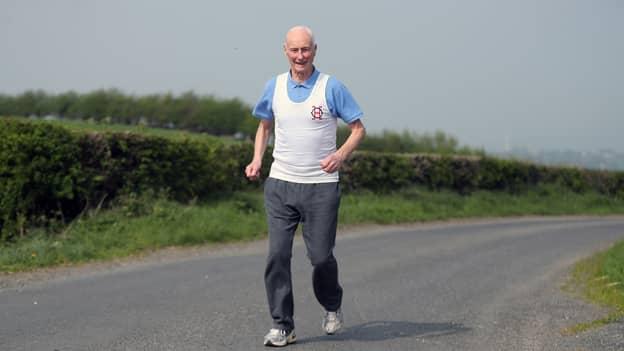 London Marathon's Oldest Runner, 85, Wants Organisers To Make 'A Fuss Of Him'