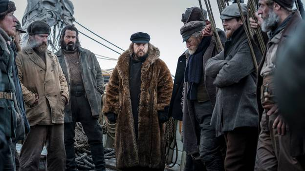 New Photos From Drama Starring Stephen Graham, Colin Farrell And Jack O'Connell