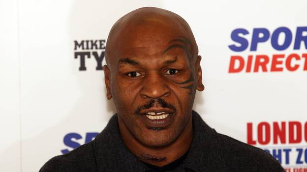Mike Tyson Credits Psychedelic Drugs For Saving His Life
