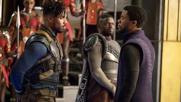 Michael B. Jordan Pays Tribute To Black Panther Co-Star Chadwick Boseman