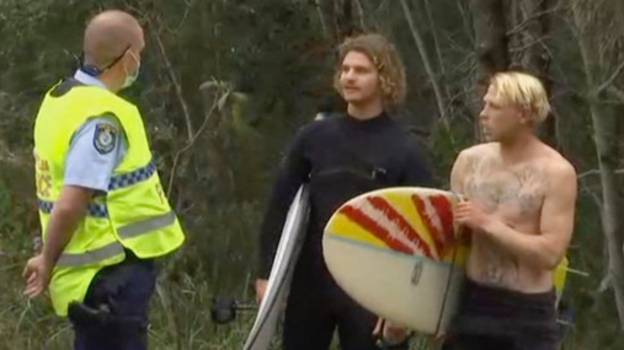 Man Dies After Suffering Shark Bite While Swimming In Australia