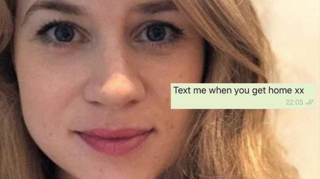 'Text Me When You Get Home' Campaign Highlights How Women Feel Unsafe All The Time