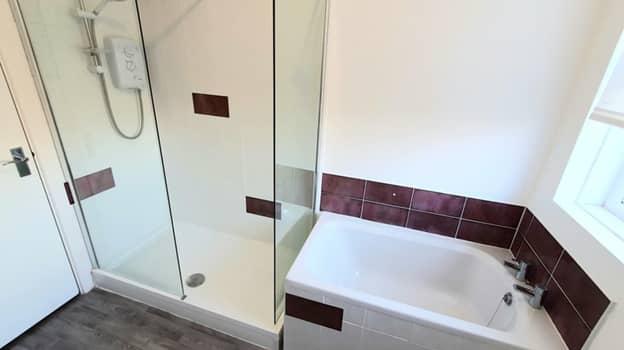 Social Media Users Baffled By Tiny 'Smurf Bath' In Rental Flat