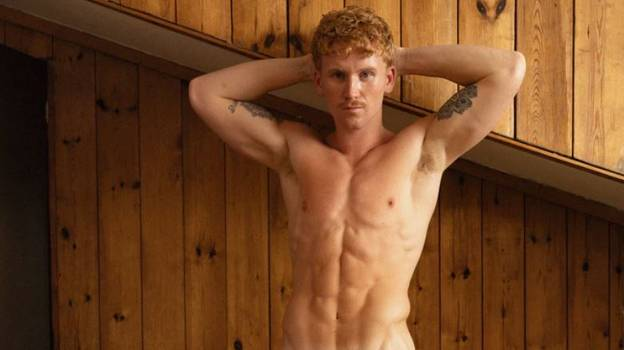 Ginger Men Wanted To Pose Naked For 'Red Hot' 2022 Calendar