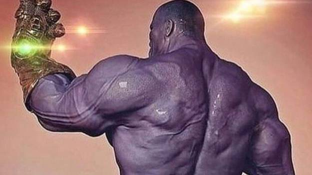 Josh Brolin Shares Racy Instagram Picture Of Thanos Naked