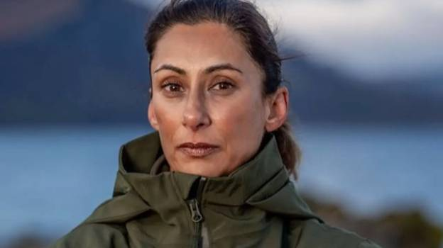 Saira Khan Shows Injuries That Forced Her Out Of SAS: Who Dares Wins