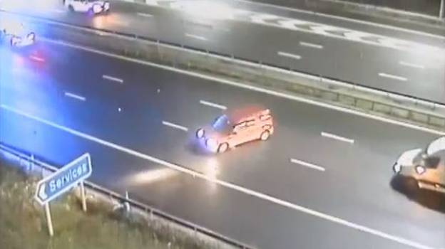 Man Convicted After Driving The Wrong Way Down The Motorway Four Times The Limit