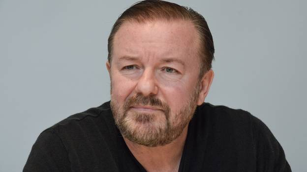 Ricky Gervais Only Works For Eight Minutes At A Time When Writing
