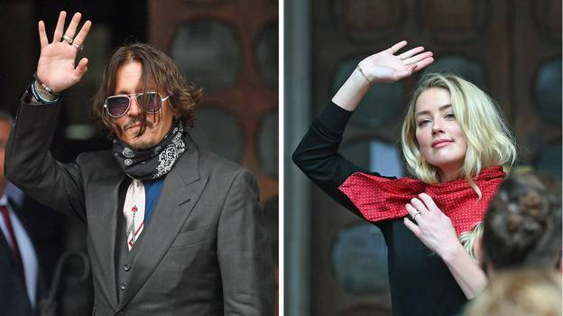 Johnny Depp's Lawyers Claim Amber Heard Lied About Donating $7 Million Divorce Money To Charity