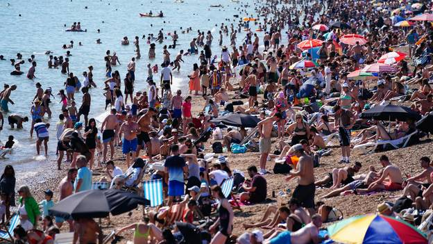 Met Office Predicts A Two-Week Heatwave For August
