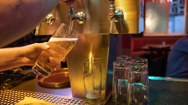 Pubs Facing Shortage Of Draught Beer Following Surge In Demand After Reopening